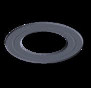 Rosette, voor enkelwandige pijp,  150mm