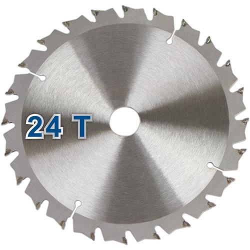 Scheppach Zaagblad O145 24T - Geschikt voor de PL45