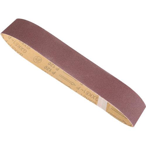 Scheppach Schuurband K100 25x762mm - 5 stuks | Geschikt voor verf