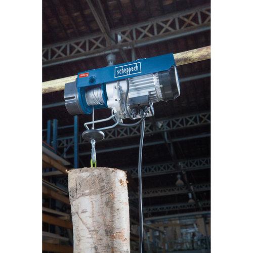 Scheppach Elektrische Takel HRS400 - 230V | 780W | tot 400kg