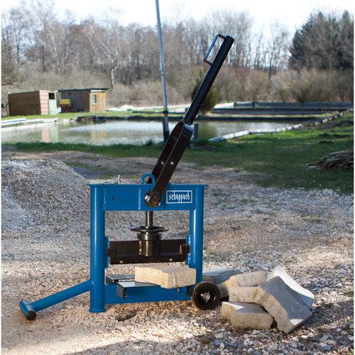 Scheppach Steenknipper HSC130 - 33 / 25 – 140 LxH in mm