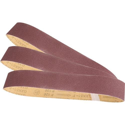 Scheppach Schuurbandenset BGS700, 9 stuks
