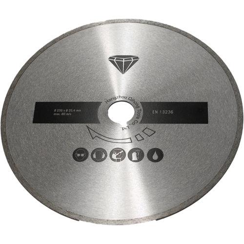 Scheppach Diamant Cirkelzaagblad O230x25,4mm