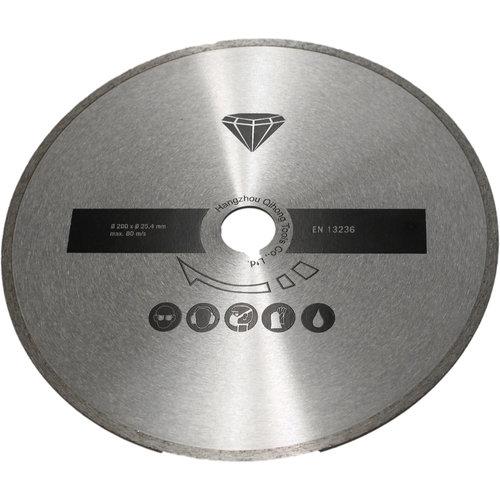 Scheppach Diamant Cirkelzaagblad O200x25,4mm