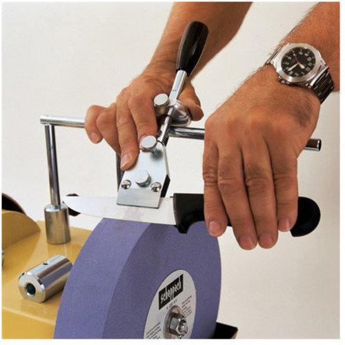 Scheppach Jig 60 - Slijpondersteuner messen 40mm tot 100mm