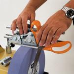 Scheppach Jig 160 - Slijpondersteuning voor scharen en heggenscharen