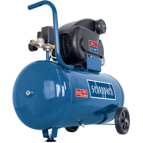 Scheppach Compressor HC60 – 230V | 1500W | 50L | 10bar
