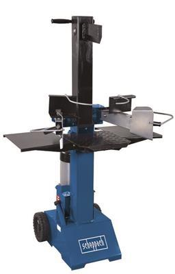Scheppach Houtklover HL810 - 8ton   230V   2600W   550mm