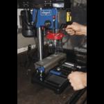 Scheppach Kolomboormachine DP16VLS - 230V | 500W | 3-16mm | incl. laser