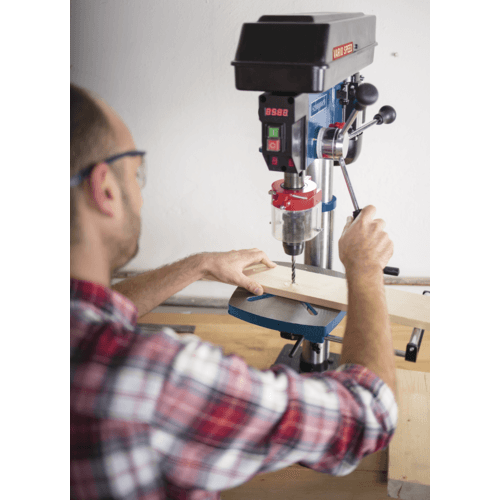 Scheppach Tafelboormachine DP18Vario - 230-240V | 550W | 1-16mm | incl. laser