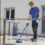 Scheppach Hogedrukreiniger HCE2200 - 2200W | 165 bar