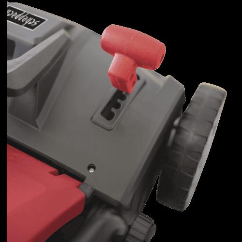 Scheppach Elektrische Verticuteermachine SC36 - 36cm   1500W   230V
