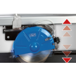 Scheppach Tegelsnijder nat FS3600 – ∅200mm | 230V | 900W