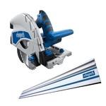 Scheppach Invalzaag PL75 - 210mm | 230V | 1600W - Inclusief  geleiderail 1400mm