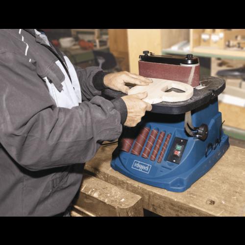 Scheppach Oscillerende Spindelschuurmachine OSM600 Lengte 410