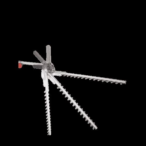 Scheppach Telescopische Hegtrimmer TPH900 – 230V | 900W