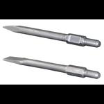 Scheppach Punt beitel + platte beitel - Geschikt voor de AB1600 en AB1900