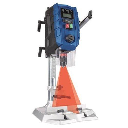 Scheppach Tafelboormachine DP60 - 710W  LED + Laser   1,5mm-13mm