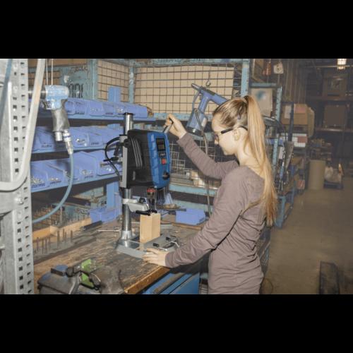 Scheppach Tafelboormachine DP60 - 900W | LED + Laser | 1,5mm-13mm