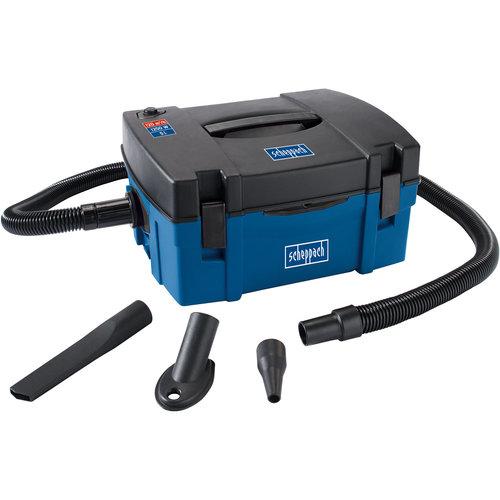 Scheppach Koffer Stofzuiger HD2P - 1250W | 230V | 5L | 3in1 - Incl. 2 stofzakken