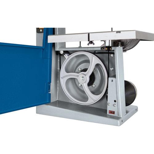 "Scheppach Lintzaagmachine Basa1 8"" – 230V | 300W + Stofafzuiging HA1000"