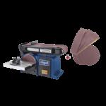 Scheppach Band- en schijfschuurmachine BTS900 – 230-240V | 370W