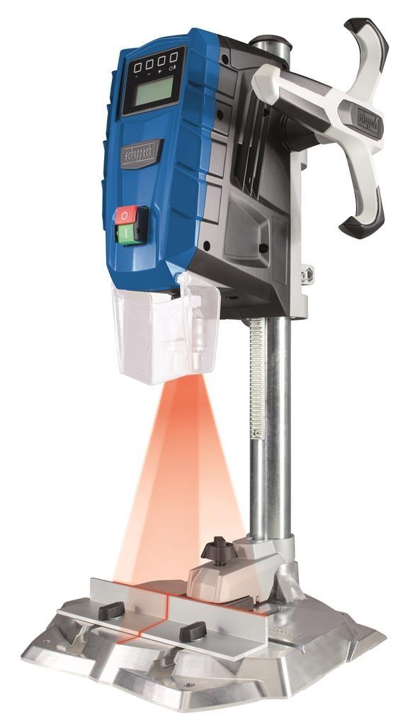 Scheppach Tafelboormachine DP55 -  710W | Laser | 1,5MM-13MM