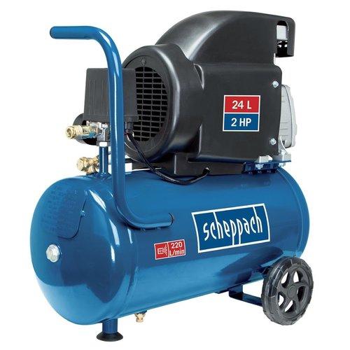 Scheppach Compressor HC26 - 230V | 1500W | 24L | 8bar