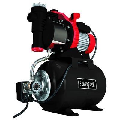 Scheppach Hydrofoorpomp HWW1300 - 230 V/ 50 Hz | 1300W | 5400L | 5Bar