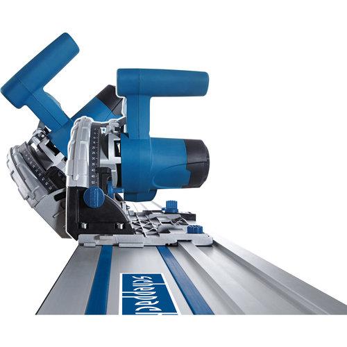 Scheppach SPECIAL! Invalzaag PL55 + stofzuiger HD2P  - 1200W | 160mm | 230-240V