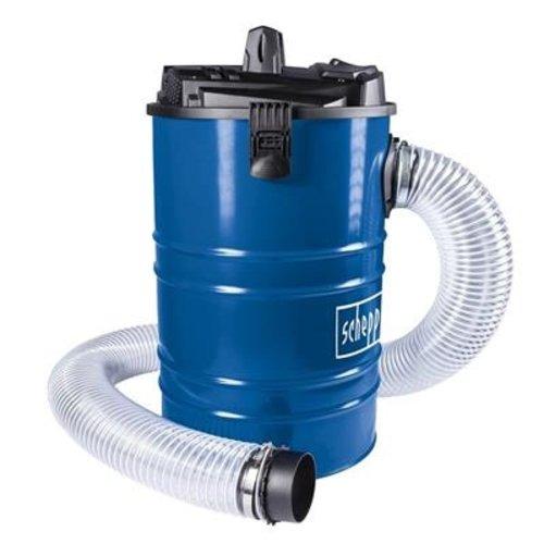 Scheppach Stofafzuiging DC1000- 1200W   220-240V   65 liter  Incl. 4 stofzakken