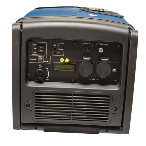 Scheppach Stroomgenerator SG3400I| 5.1pk | 3400W | 212cc | 4-takt | 7.8 L