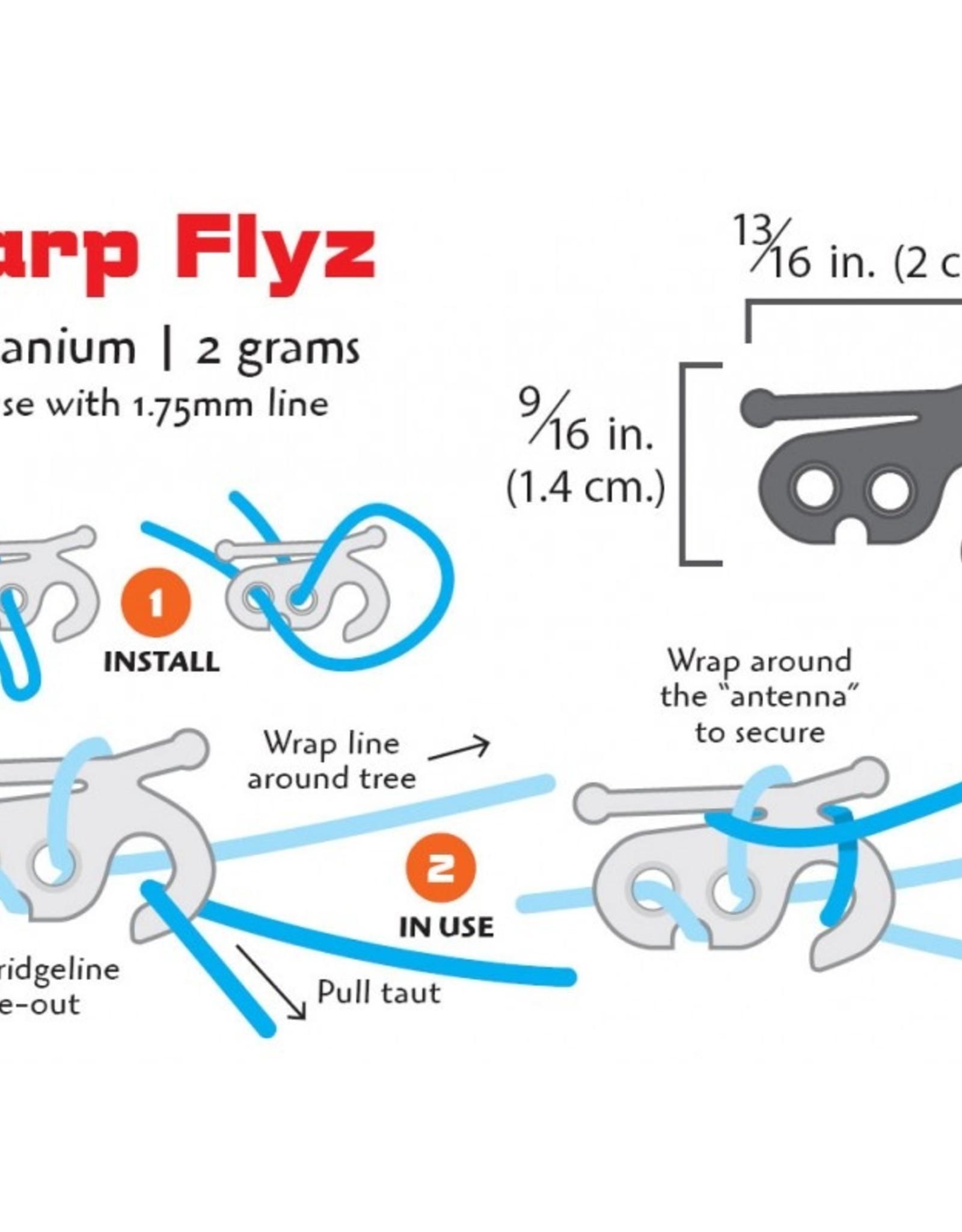 Dutchware Gear Dutchware gear Tarp Flyz (set of 2)