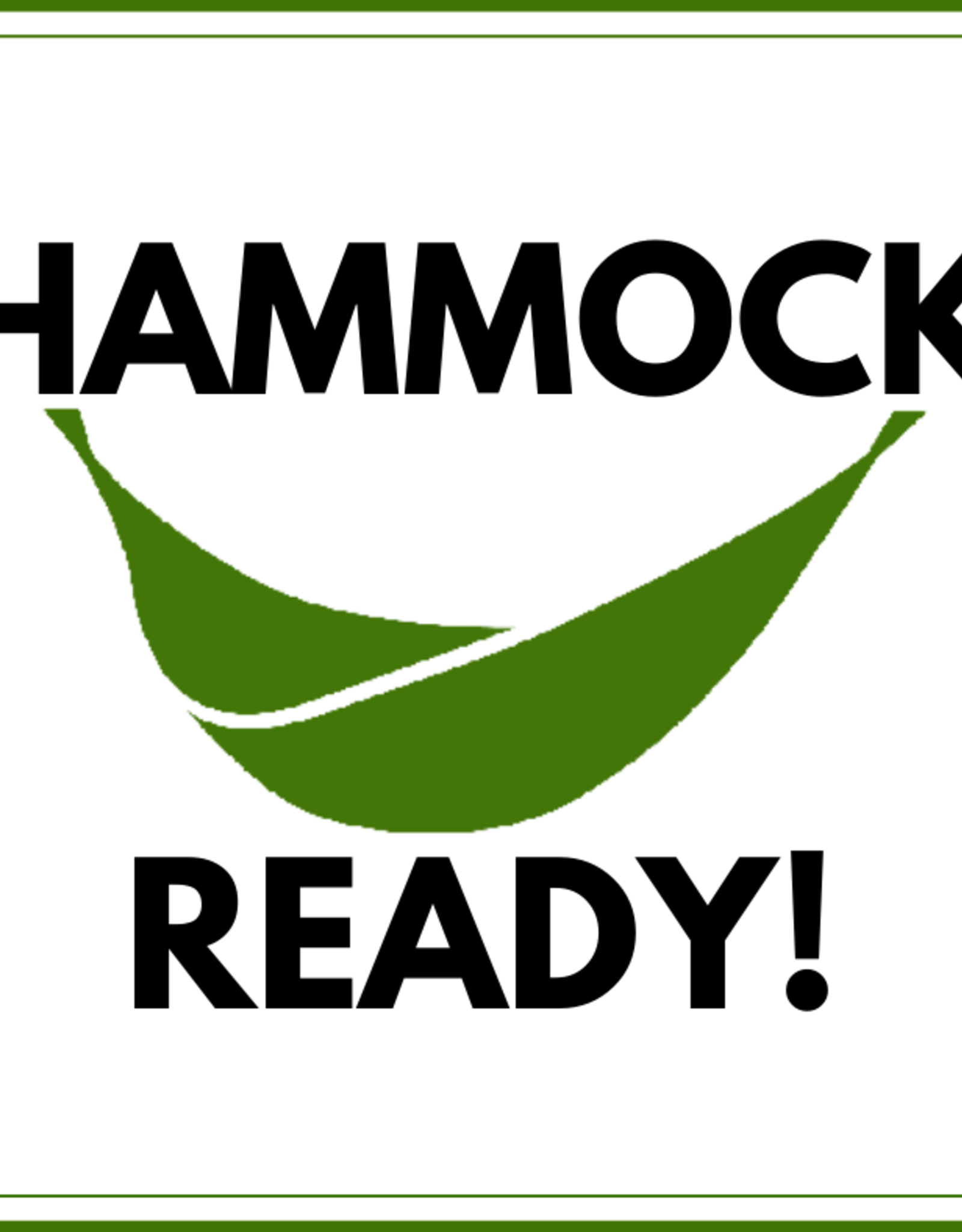 Dutch Hammock Store Hammock ready