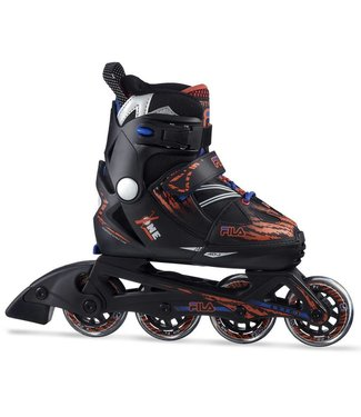 Fila X-one Adjustable Kids Skates Boys 2018
