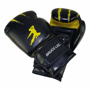 Bruce Lee Signature Boxing Gloves (10 - 16 OZ)