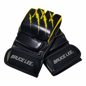 Bruce Lee Signature Grappling Gloves - Grappling handschoenen (M - XL)