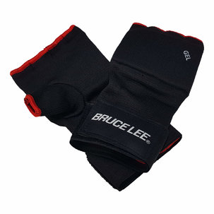 Bruce Lee Easy Fit Bandages with Gel Padding (S/M - L/XL)