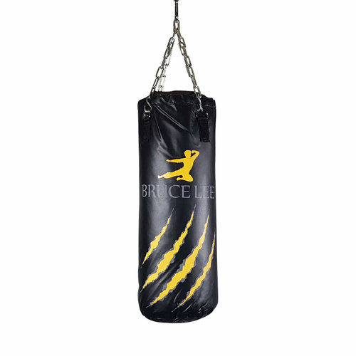 Bruce Lee Boxing Bag Filled with Chain (70 - 180cm) - 70 cm