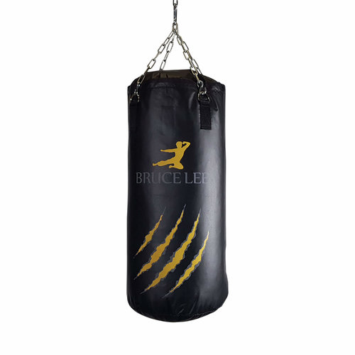Bruce Lee Boxing Bag Filled with Chain (70 - 180cm) - 80 cm