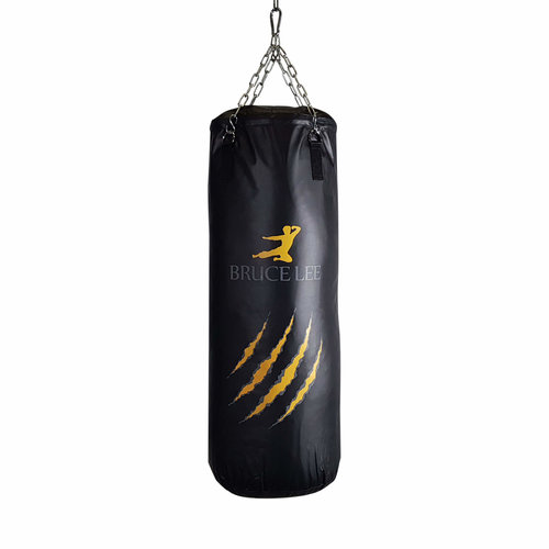 Bruce Lee Boxing Bag Filled with Chain (70 - 180cm) - 100 cm