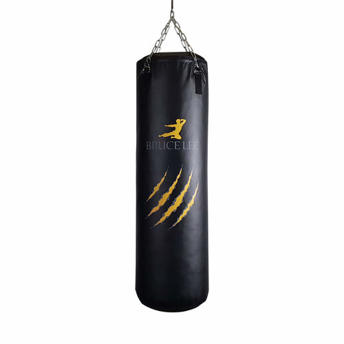 Bruce Lee Boxing Bag Filled with Chain (70 - 180cm) - 120 cm