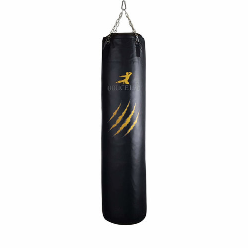 Bruce Lee Boxing Bag Filled with Chain (70 - 180cm) - 150 cm