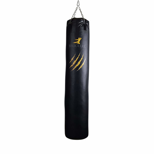 Bruce Lee Boxing Bag Filled with Chain (70 - 180cm) - 180 cm