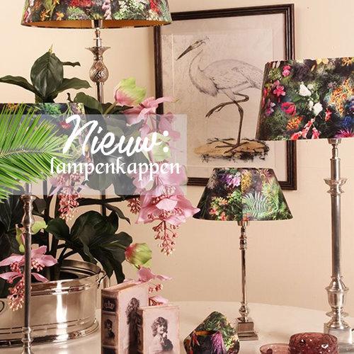 Woonkamer decoratie