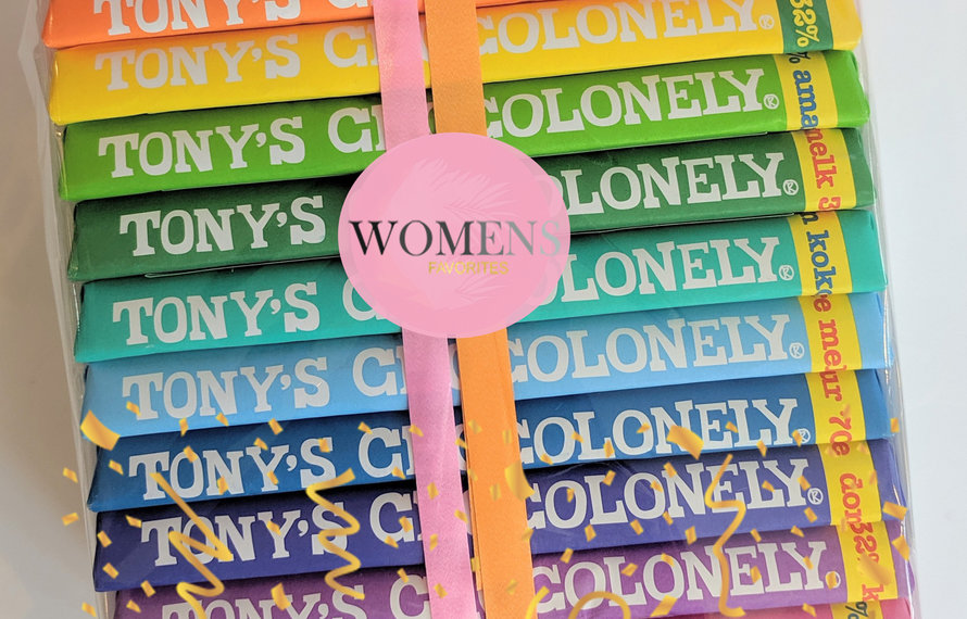 Gratis product ontvangen bij je bestelling: Tony Chocoloney reep