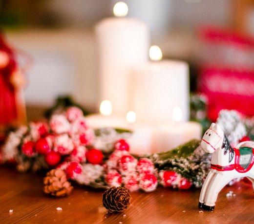 Woondecoratie voor je winter huis