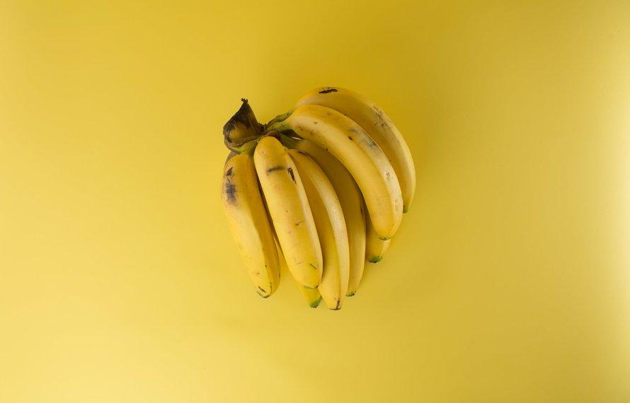 LIFEHACK: Zó ziet een rotte banaan er splinter nieuw uit