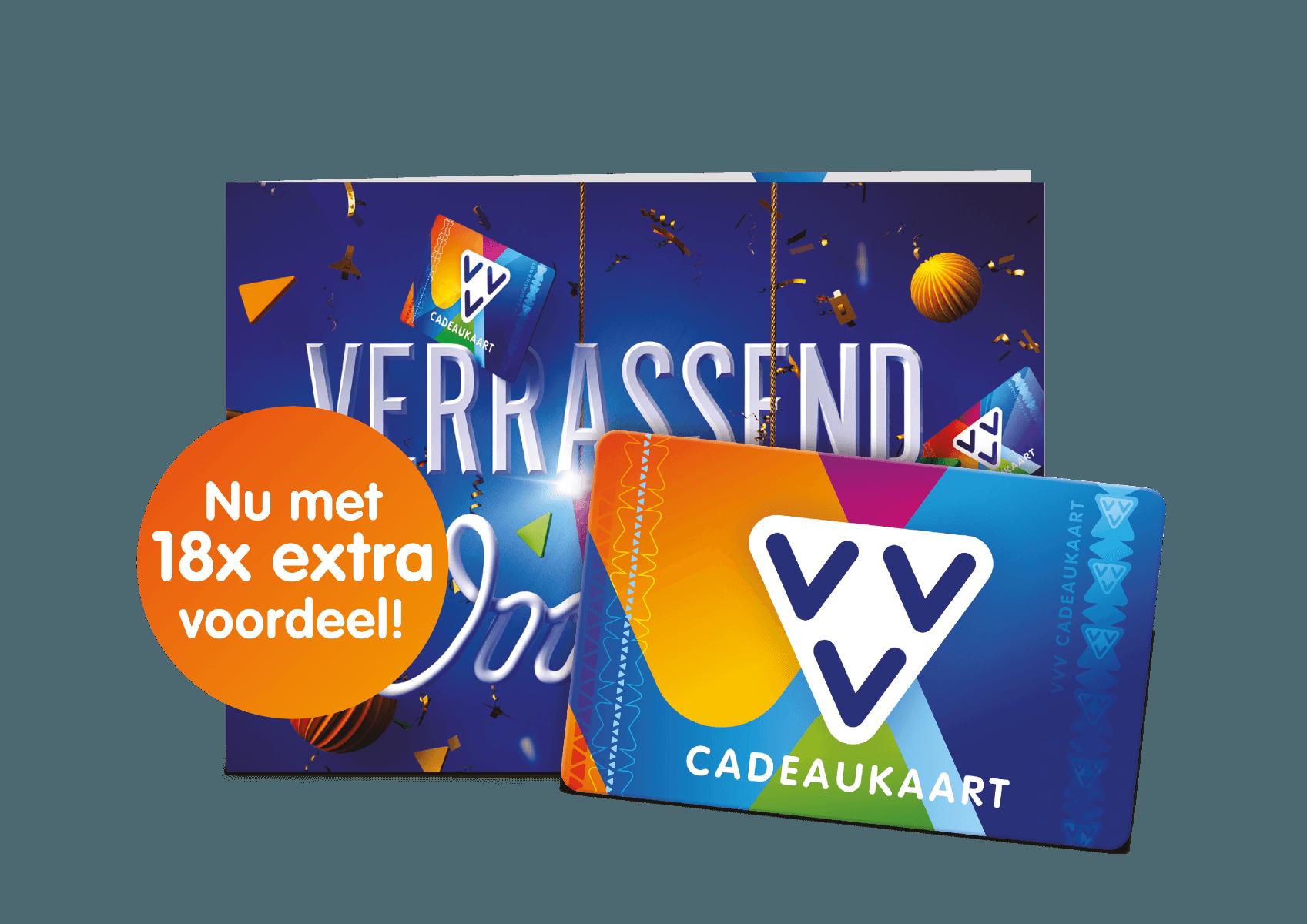 Wow: betalen met VVV Cadeaukaart is vanaf heden hier mogelijk!