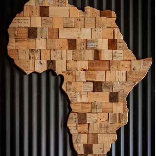Afrikaanse woondecoratie